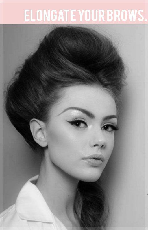 !: Eye Makeup, Cat Eye, Bighair, Wings Eyeliner, Hairmakeup, Hair Makeup, Hair Style, Big Hair, Eye Liner