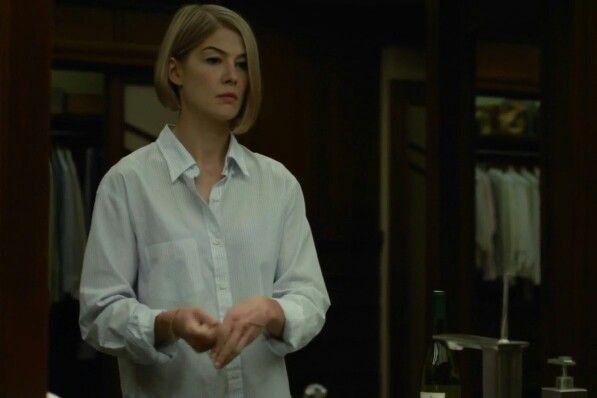 "Rosamund Pike ""Gone Girl"" screen capture."