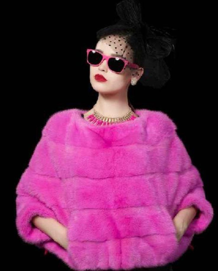 Mink batwing pullover - Luxury Beauty - http://amzn.to/2hZFa13
