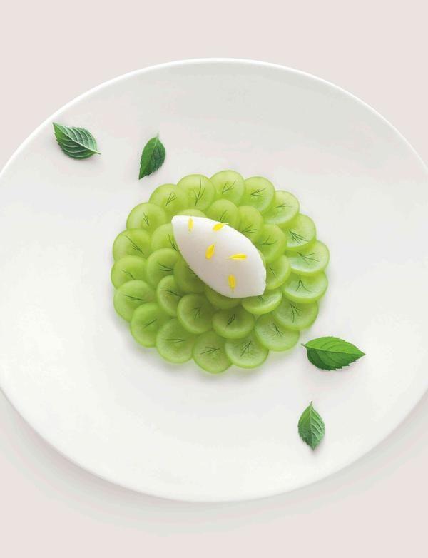 Une assiette originale | cuisine, gastronomique, recette. Plus de nouveautés sur http://www.bocadolobo.com/en/inspiration-and-ideas/