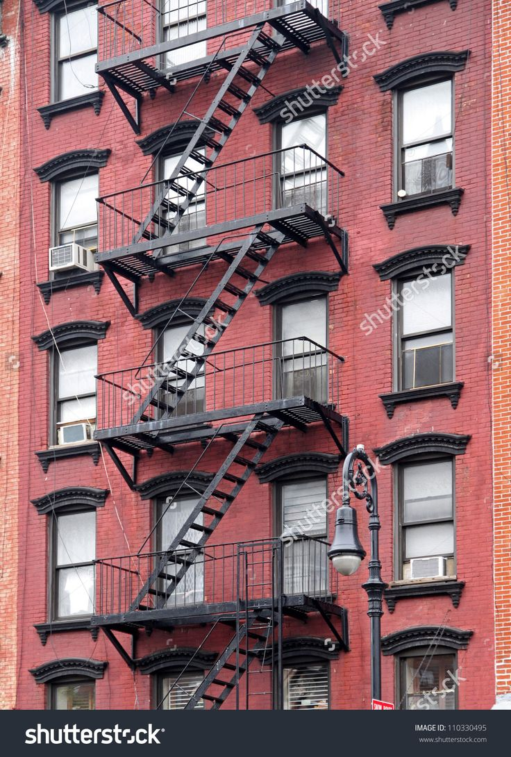 Image Result For New York Fire Escape