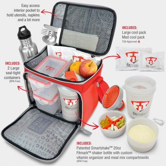 The Fitmark Box Is A Revolutionary Food Organizer You Can Manage Your Meals Like Life Efficient Organized And Smart