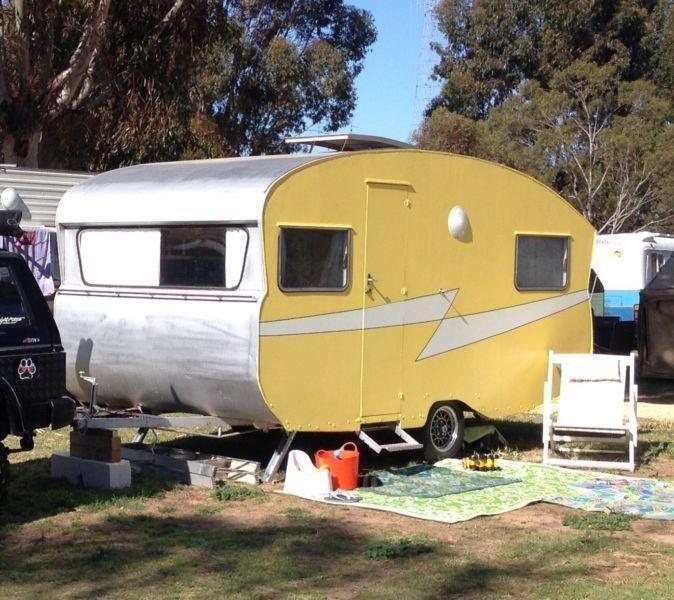 1960 Globe Trotter | Caravans | Gumtree Australia Marion Area - Mitchell Park…                                                                                                                                                                                 More