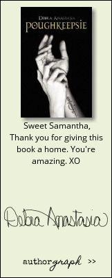 """Authorgraph from Debra Anastasia for """"Poughkeepsie"""""""