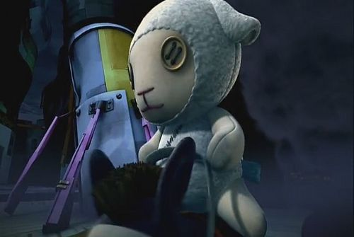 """Cotton from """"Oblivion Island"""" 