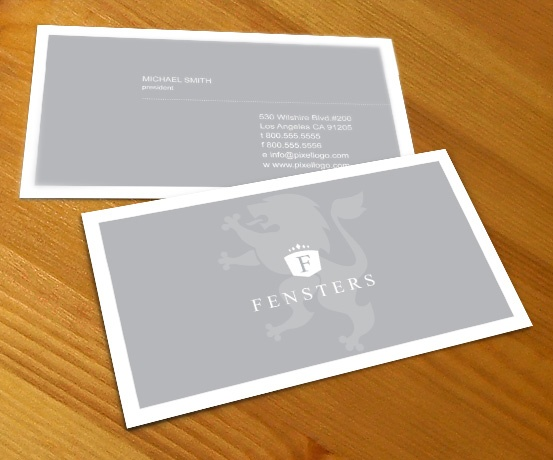48 best pixellogo business card design images on pinterest name a greyscale business card design businesscard design 1499 reheart Images