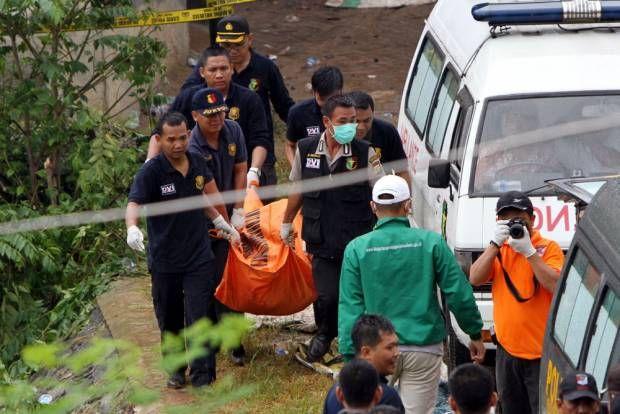 Densus 88 Lumpuhkan Teroris di Ciputat, Tangerang Selatan.