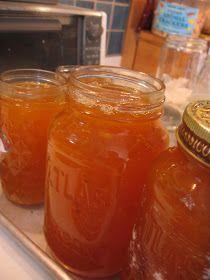 Kitchen Corners: Golden Plum Jam