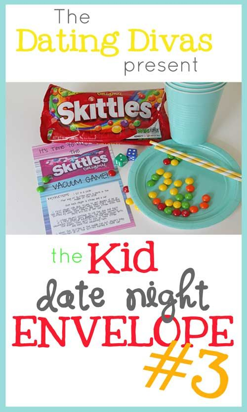 Another FUN way to keep the kids busy so that you can go on that much needed date! www.TheDatingDivas.com #kiddatenightenvelope #creativedates #gamesforkids