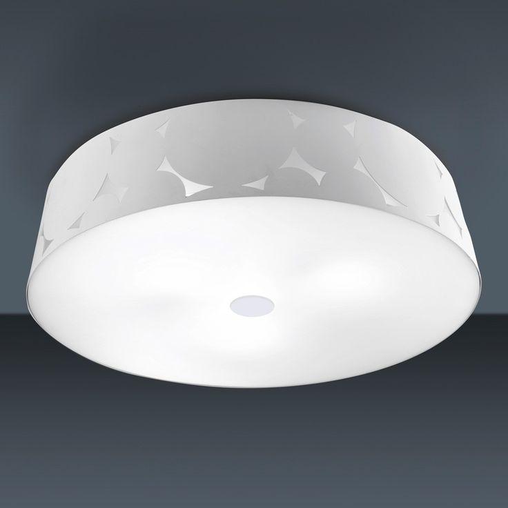 Trama plafoniera - Leds C4 Illuminazione - Soffitto - Progetti in Luce