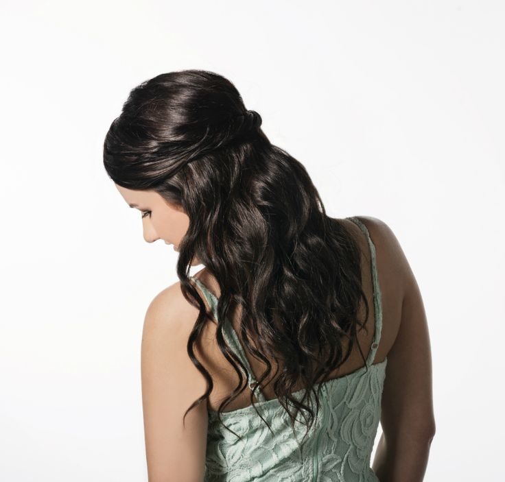 how to create loose waves in bobbed hair