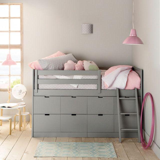 inspiracin para dormitorios infantiles