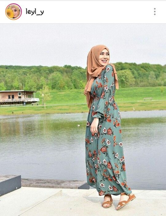 Hijab Casual Party Gambar Islami
