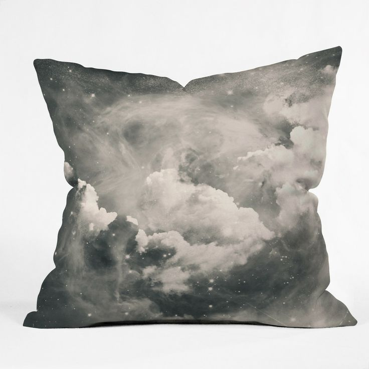 Caleb Troy Find Me Among The Stars Outdoor Throw Pillow | DENY Designs Home Accessories