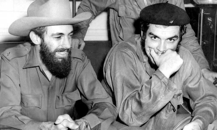 Camilo Cienfuegos y el Che Guevara. 1959. | Big Shots ...