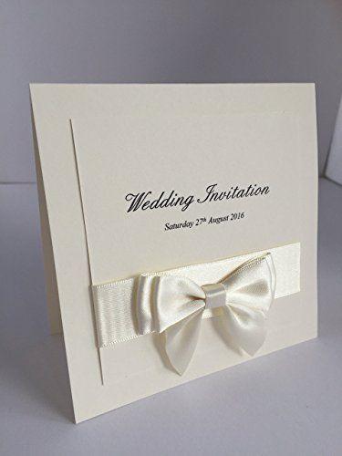 truly elegant invites couture wedding invitation with envelope sample our couture wedding invitations provide a classic elegant but simple design - Couture Wedding Invitations