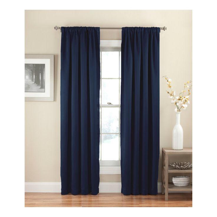 Best 25 Navy Blue Curtains Ideas On Pinterest Blue
