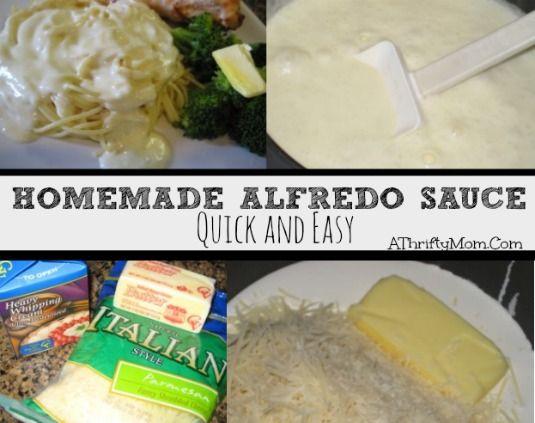 Alfredo Sauces, Easy Alfredo Sauces Recipe, Mail, Epic Sauces, Alfredo ...