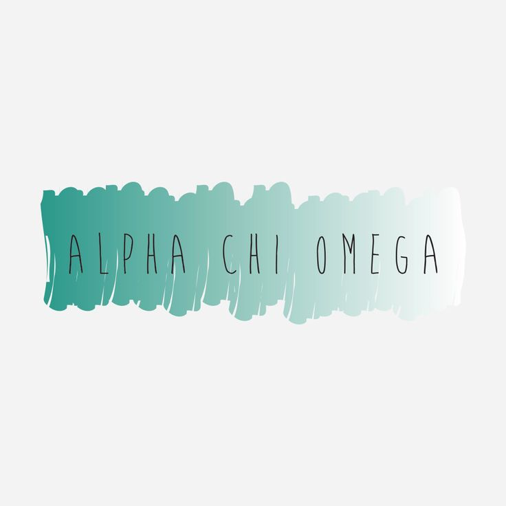 7037 // Alpha Chi Omega design By College Hill Custom Threads sorority and fraternity greek apparel and products //