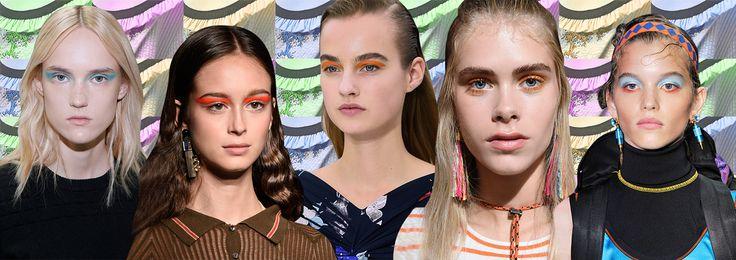 Trucco occhi colorato: dal color block in tinte pop alle tonalità pastello #Barrato #BarratoOfficial #BarratoStyle