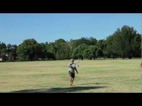 Ep-22 Review: The Alula Hand Launch Glider from Dreamflight