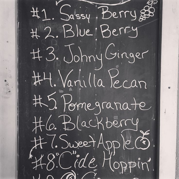 On tap on the outdoor bar!  The Sassy Berry was a really nice surprise.  Sassafras and raspberry, almost a little root beer flavor to the cider world.