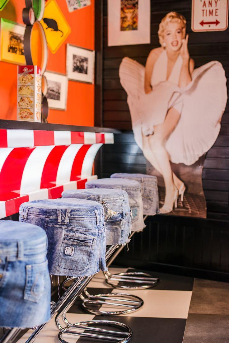 Нью-Йорк кафе - Лучший интерьер ресторана, кафе или бара | PINWIN - конкурсы для…