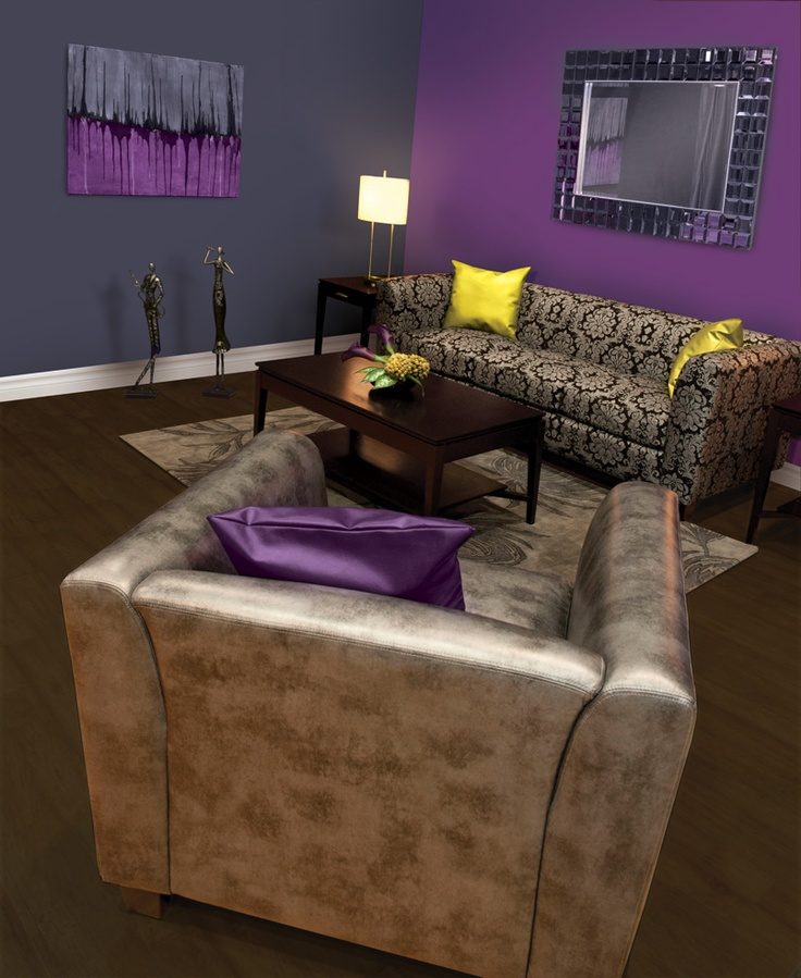 Best Purple Paint Colors | Choosing Paint Colors To Decorate Your Home Can  Be A Daunting