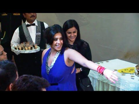 Ekta Kapoor spotted at the success party of the movie EK VILLAIN.