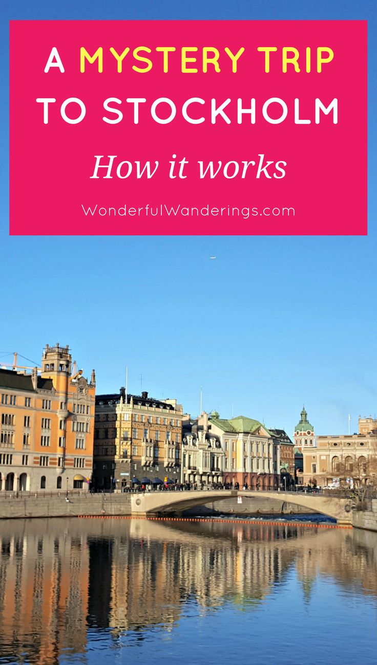 Want to travel without the planning hassle? Mystery Travel booked my Mystery Trip based on my travel preferences and sent me clues to let me find out where I was going. SO cool! Click to learn more about the concept