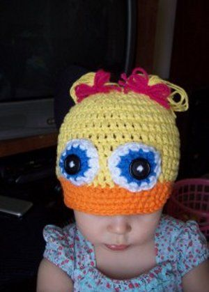 Baby Duck Hat Knitting Pattern : 1000+ images about Make it Wear it on Pinterest Tie dye outfits, Valentine ...