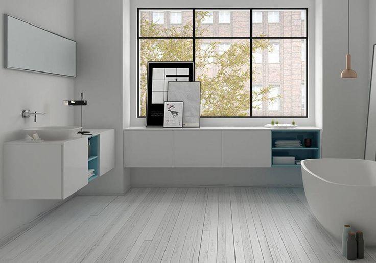 Les 613 meilleures images du tableau salle de bains for Salle de bain epuree