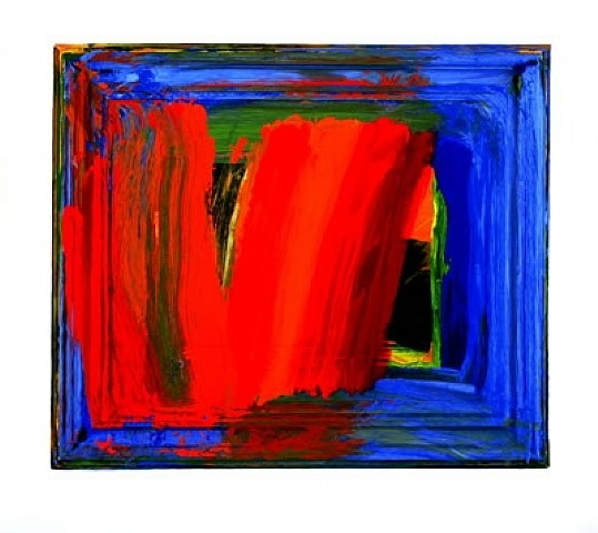 Howard Hodgkin, Bamboo  2000