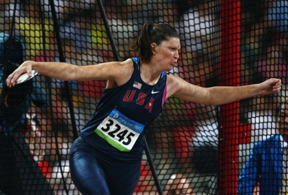 U.S. Olympic discus thrower Stephanie Brown-Trafton was born in San Luis Obispo, raised in Arroyo Grande and resides in Oceano, Calif. Brown-Trafton attended Cal Poly-San Luis Obispo.