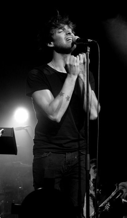 Paolo Nutini live at The Olympia – March 20, 2014 <3 <3