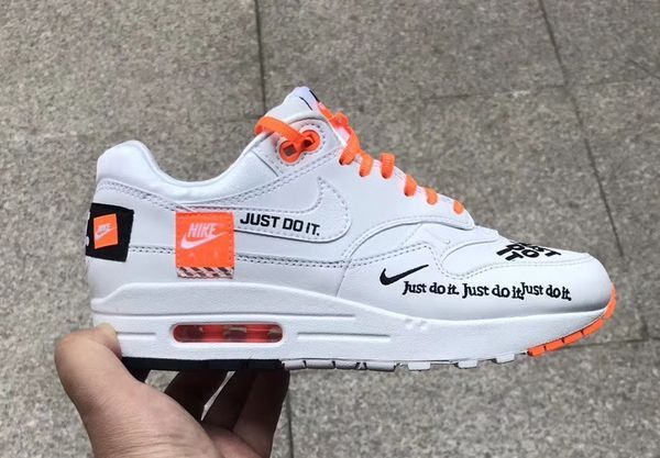 Air Max 1 Just Do It Pack White Selling Fast For Sale In Rancho