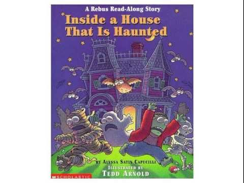 inside a house that is haunted childrens halloween stories audiobook youtube - Youtube Halloween Crafts