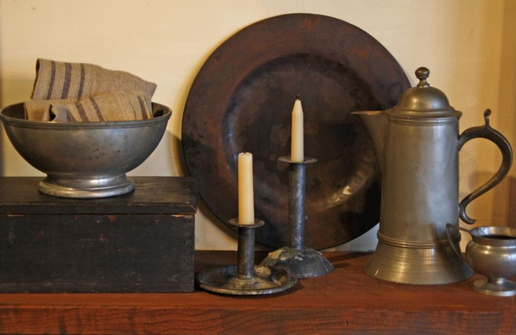 More Pewter. . .  Luv it.