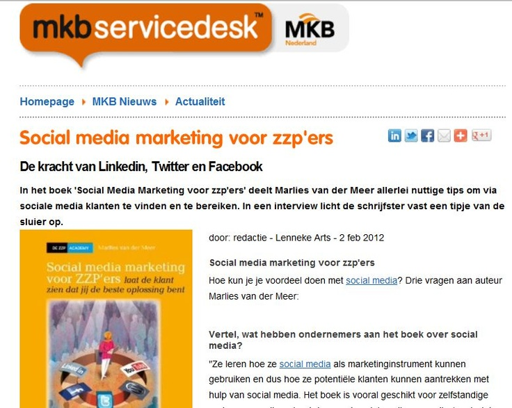 Interview bij MKB Servicedesk