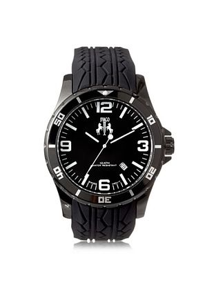 75% OFF Jivago Men's JV0110 Black Stainless Steel Watch