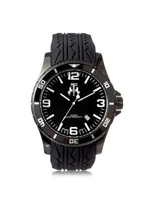 75% OFF Jivago Men's JV0110 Black Stainless Steel Watch