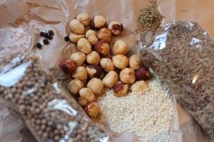How to Make Home Made Dukkah with your Thermomix - Yeah Na Yeah