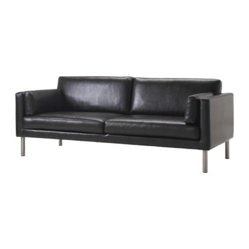 Best 25 Ikea leather sofa ideas on Pinterest Coffee table