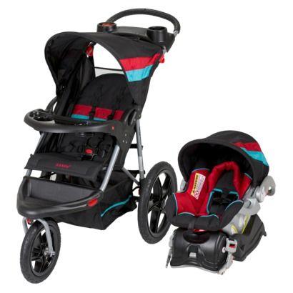 Baby Trend Jogger Travel System Jordan Alaric Warren