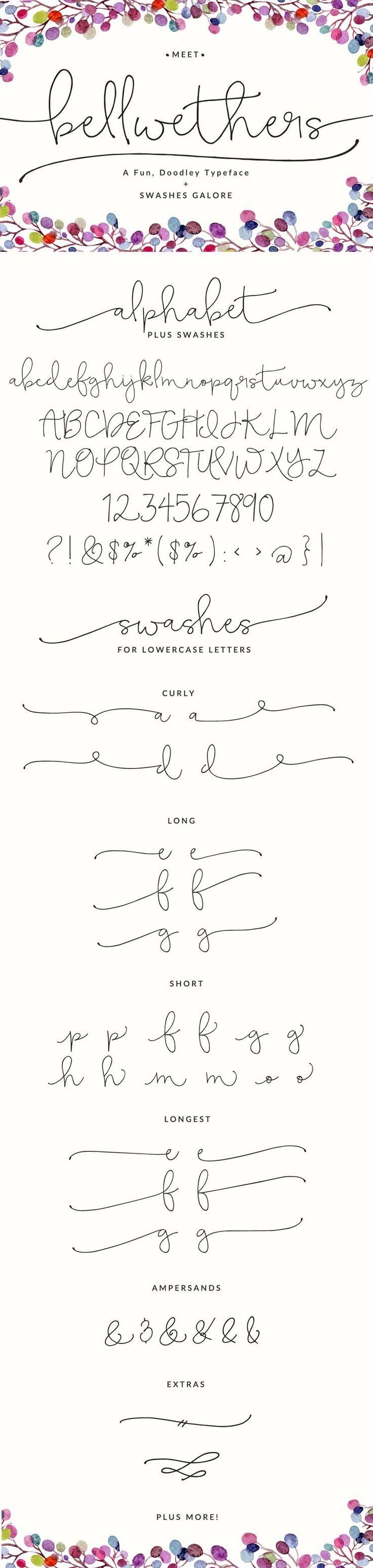 Best 25 Great fonts ideas on Pinterest