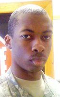 Army Cpl. Darrion T. Hicks | Military Times