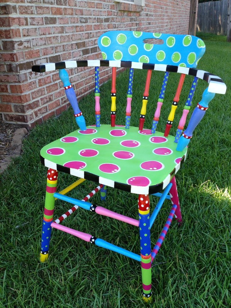 Best 25 Whimsical Painted Furniture Ideas On Pinterest