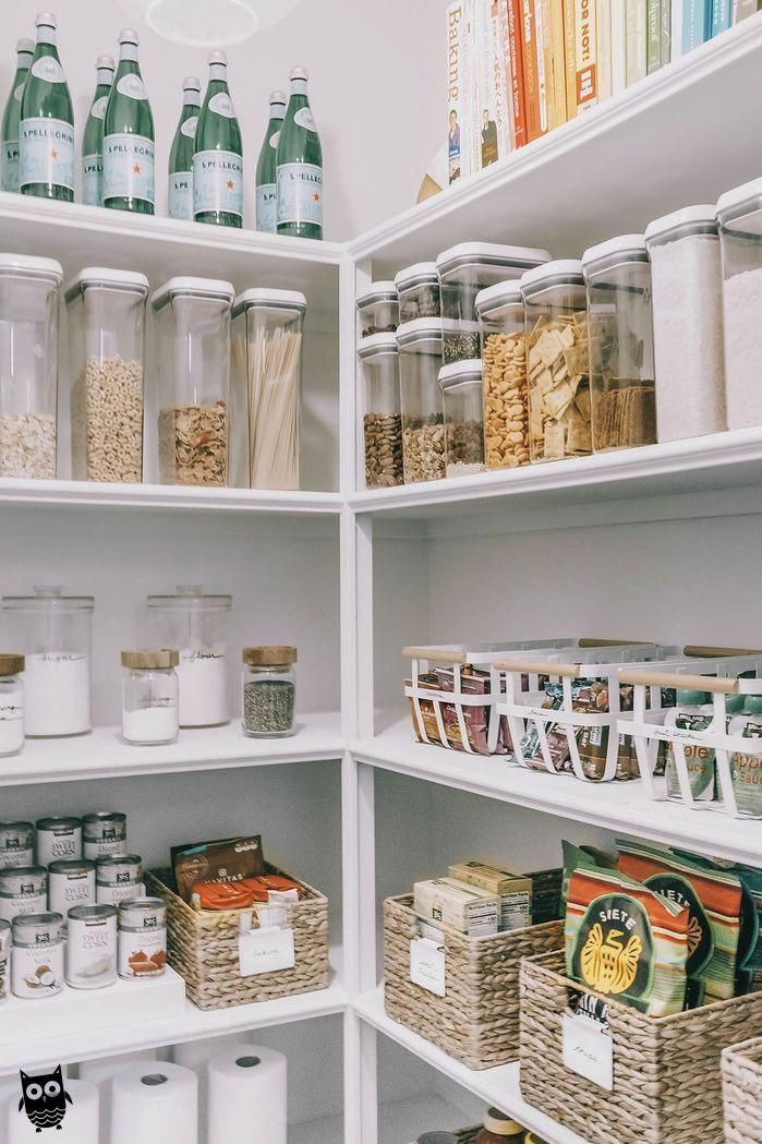 Organizing Your Pantry Ideas