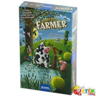 Speciális Juttatás és Fejlesztés: Szuper farmer-logikai társasjáték
