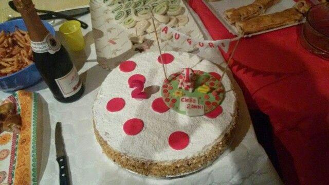 Torta compleanno pimpa